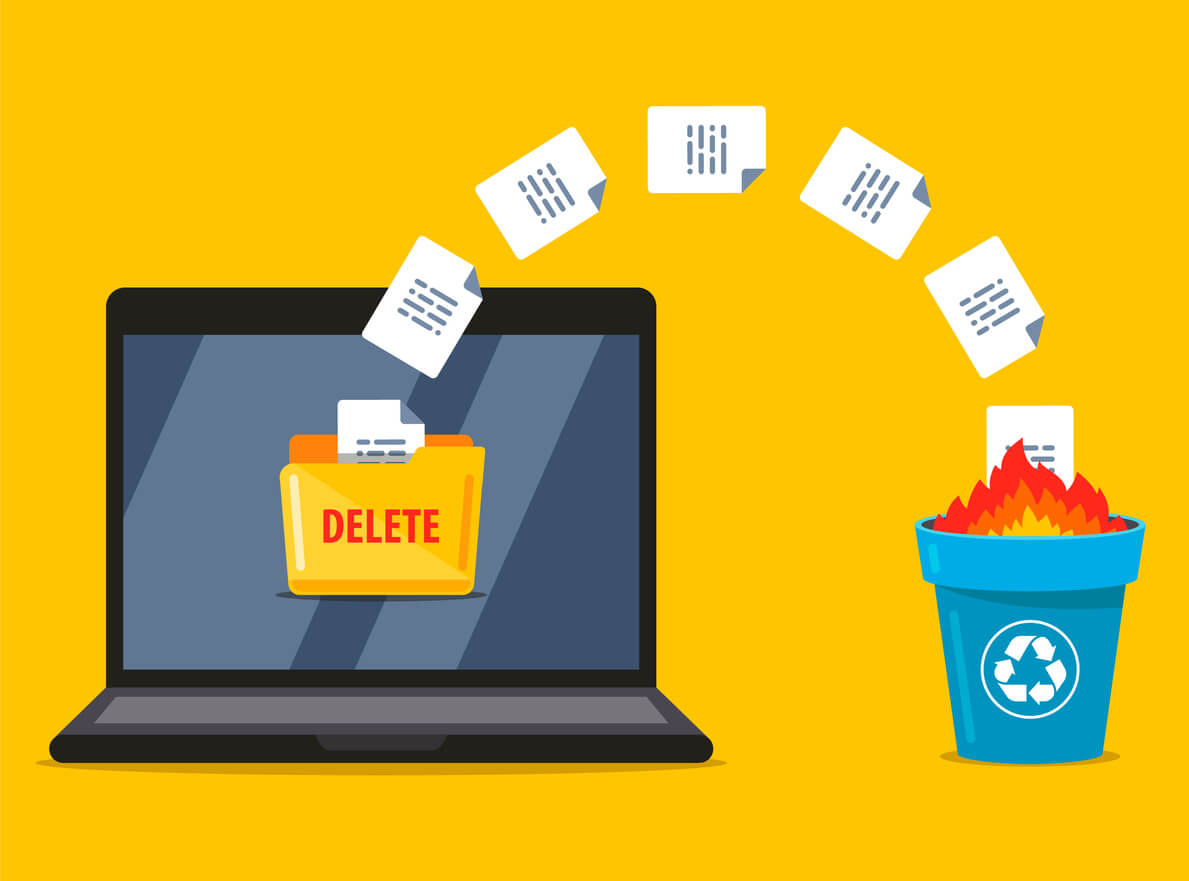 Suppressing reporting or deleting data does not solve credit problems