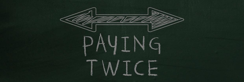 Duplicate Manual Payment