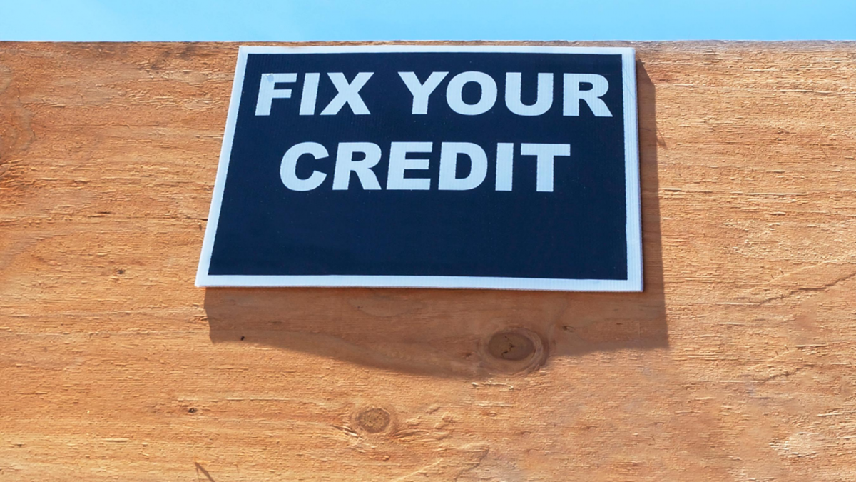 Fix Credit in 8 Easy Steps